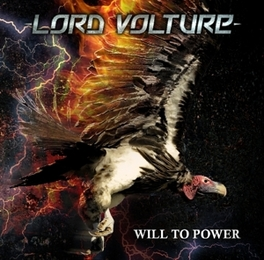 WILL TO POWER LORD VOLTURE, CD