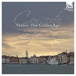 VENICE - THE GOLDEN AGE AKL 2016//XENIA LOFFLER/GEORG KALLWEIT AKADEMIE FUR ALTE MUSIK B, CD