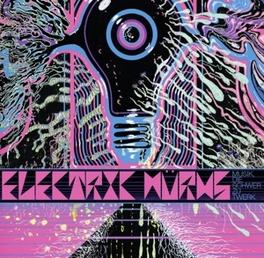 MUSIK DIE SCHWER ZU TWERK ELECTRIC WURMS, CD