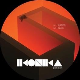 POSITION IKONIKA, 12' Vinyl