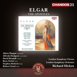 APOSTLES OP.49 ENGLISH NORTHERN PHILHARMONIA/HICKOX E. ELGAR, CD
