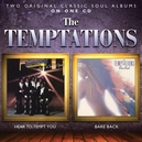 HEAR TO TEMPT YOU/BARE.. .. BACK // 2 ON 1