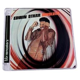 INVOLVED EDWIN STARR, CD