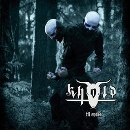 TIL ENDES *6TH STUDIO ALBUM FOR NORWEGIAN BLACK METALLERS* KHOLD, CD