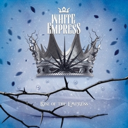 RISE OF THE EMPRESS DELUXE MEDIABOOK - FT. PAUL ALLENDER OF CRADLE OF FILTH WHITE EMPRESS, CD