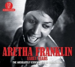 ABSOLUTELY ESSENTIAL ARETHA FRANKLIN, CD
