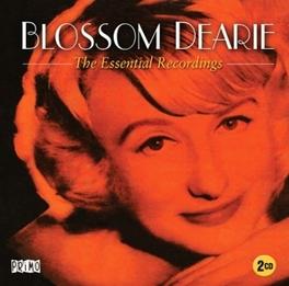 ESSENTIAL RECORDINGS BLOSSOM DEARIE, CD