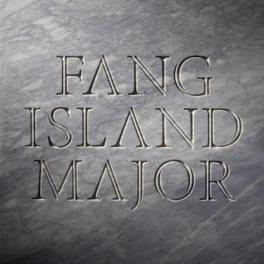 MAJOR FANG ISLAND, CD