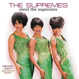 MEET THE.. -REISSUE- .. SUPREMES /DEBUT REISSUED /180GR. SUPREMES, LP