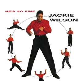 HE'S SO FINE 1958 DEBUT LP JACKIE WILSON, Vinyl LP