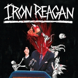 TYRANNY OF WILL A 24 SONG WRECKING BALL OF HARDCORE/THRASH FURY! IRON REAGAN, CD