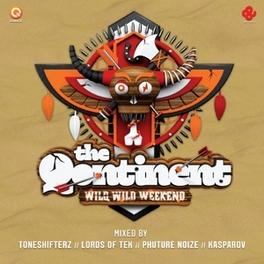 QONTINENT 2014 V/A, CD