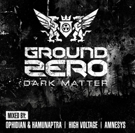 GROUND ZERO 2014 DARK MATTER V/A, CD