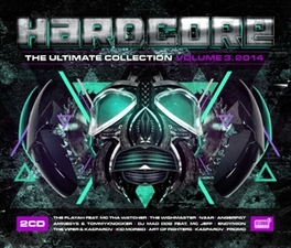 HARDCORE - THE ULTIMATE.. .. COLLECTION VOL.3 2014 V/A, CD