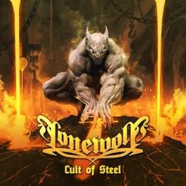 CULT OF STEEL -LTD/DIGI- WITH BONUSTRACKS LONEWOLF, CD