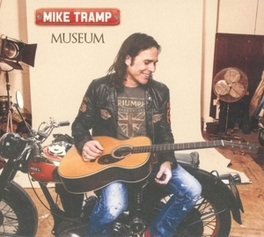 MUSEUM *2014 ALBUM BY FORMER 'WHITE LION' FRONTMAN* MIKE TRAMP, CD
