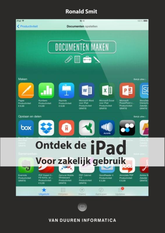 iPad voor zakelijk gebruik