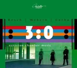 AUSTRIAN CHAMBER MUSIC VAVTAR/MIELKE F. CERHA, CD
