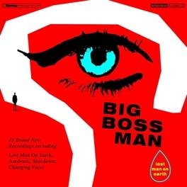 LAST MAN ON EARTH BIG BOSS MAN, CD