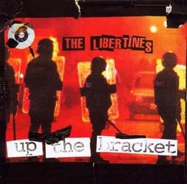 UP THE BRACKET -REISSUE- LIBERTINES, Vinyl LP