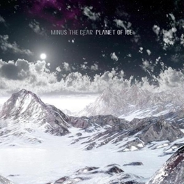 PLANET OF ICE MINUS THE BEAR, Vinyl LP