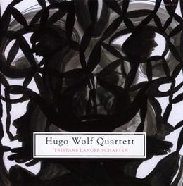 TRISTANS LANGER SCHATTEN HUGO WOLF QUARTETT A. BERG, CD