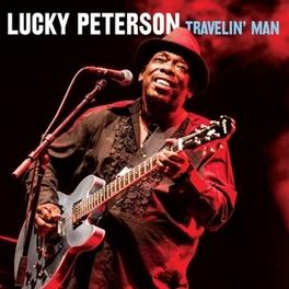 TRAVELIN' MAN LUCKY PETERSON, CD