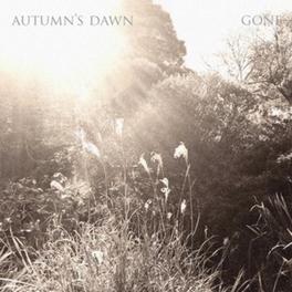 GONE DEPRESSIVE BLEAK (POST) BLACK METAL AUTUMN'S DAWN, CD