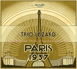 A HOMAGE A TRIO D'ANCHES TRIO LEZARD J. RIVIER, CD