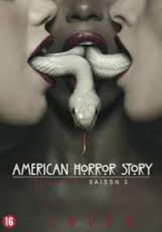 American Horror Story - Seizoen 3: Coven