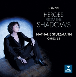 HEROES FROM THE SHADOWS WORKS BY HANDEL//FEAT.PHILIPPE JAROUSSKY STUTZMANN, NATHALIE, CD