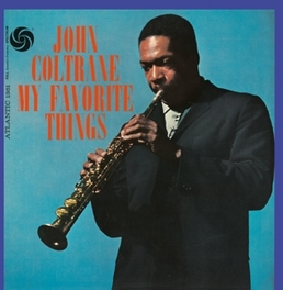 MY FAVORITE THINGS JEWELCASE WITH OBI CARD AND STANDARD SHRINKWRAP JOHN COLTRANE, CD
