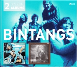 BLUES ON THE../TRAVELLING .. CEILING/TRAVELLING IN THE U.S.A. // *2FOR1* BINTANGS, CD