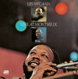 LIVE AT MONTREUX JEWELCASE WITH OBI CARD AND STANDARD SHRINKWRAP LES MCCANN, CD