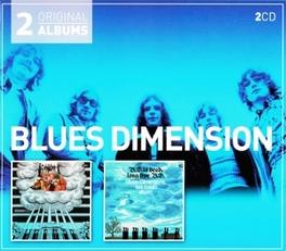 BLUES DIMENSION/B.D. IS.. .. LONG // *2FOR1* BLUES DIMENSION, CD