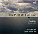 SONATES FOR ALTO AND.. YURI BASHMET/MIKHAIL MUNTIAN