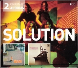SOLUTION/DIVERGENCE *2FOR1* SOLUTION, CD