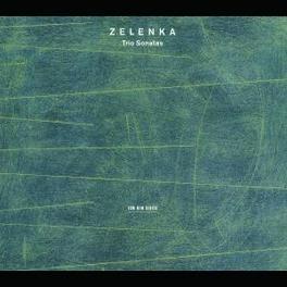 TRIOSONATEN HOLLIGER/BOURGUE/ZEHETMAIR Audio CD, J.D. ZELENKA, CD