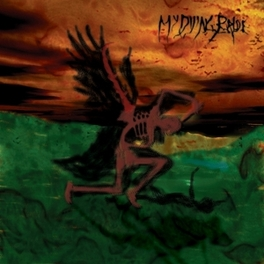 DREADFUL HOURS HEAVYWEIGHT VINYL WITH GATEFOLD SLEEVE MY DYING BRIDE, Vinyl LP