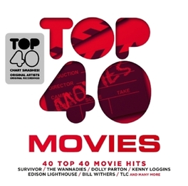 TOP 40 - MOVIES V/A, CD