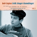 FOLKSINGER HUMDINGER.VOL2 .. VOL.2 /1961 SESSION MINNEAPOLIS + 1962 LIVE MONTREAL