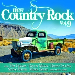 NEW COUNTRY ROCK VOL. 9 V/A, CD