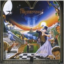 WINDOW OF LIFE 21ST ANNIVERSARY EDITION OF THE 1993 ALBUM PENDRAGON, LP