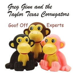 GOOF OFF EXPERTS GINN, GREG & TAYLOR TEXAS, CD