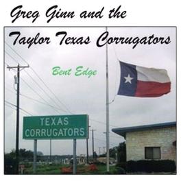 BENT EDGE GREG GINN, CD