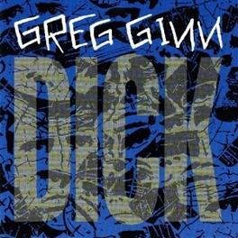 DICK GREG GINN, CD