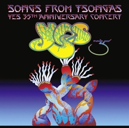 SONGS FROM TSONGAS YES, CD
