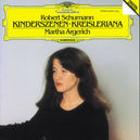 SCENES FROM CHILDHOOD ARGERICH, MARTHA