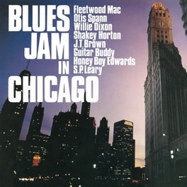 BLUES JAM IN CHICAGO..-HQ .. VOL. 1&2 / 180GR. / GATEFOLD / REMASTERED FLEETWOOD MAC, LP