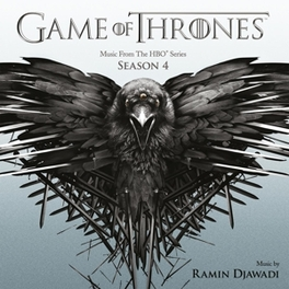 GAME OF THRONES 4 180 GRAM / INSERT OST, LP